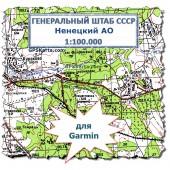 Ненецкий АО Генштаб СССР (IMG)