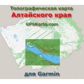 Алтайский Край для Garmin v2.5 (IMG)