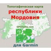 Мордовия для Garmin v2.0 (IMG)