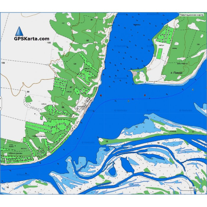 Карта бесплатных мест рыбалки Саратовской области