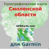 Смоленская область для Garmin v2.0 (IMG)