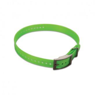 Garmin Ошейник 26 мм для DC 50 / T5 / TT 15 (полиуретан) Зеленый (010-11892-06)