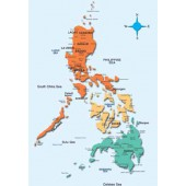 Филиппины 2016.40 NT  - карта для навигаторов GARMIN