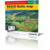 Прибалтика v1.10 - карта для навигаторов GARMIN
