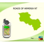 Армения NT v2015.18 - карта для навигаторов GARMIN