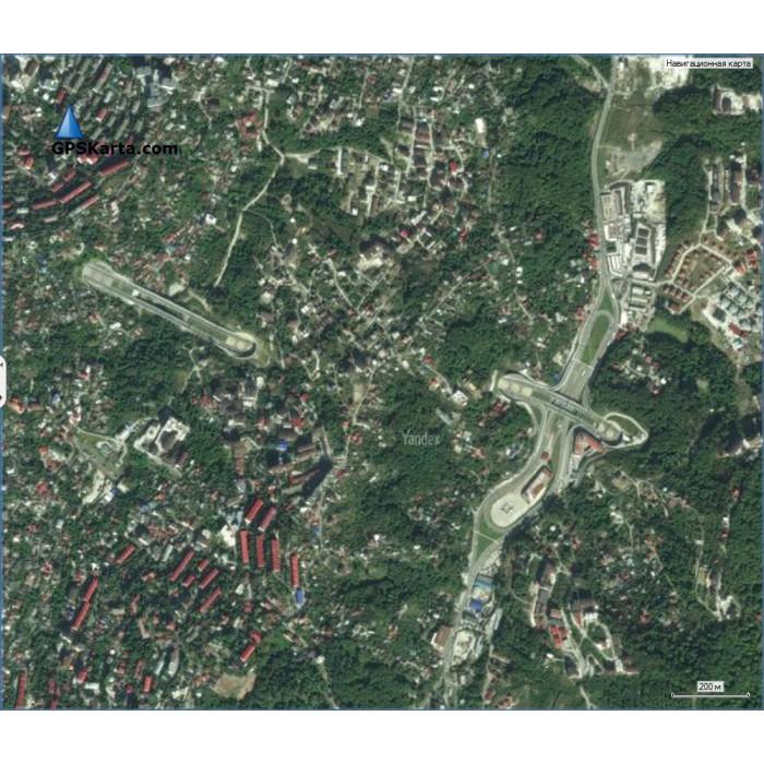 фото со спутника краснодар круговая