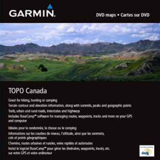 Карта для Garmin - Канада v4