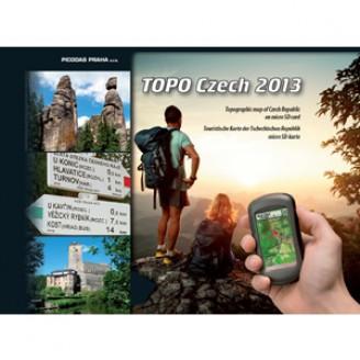 Карта для Garmin - Чехия (v2013)