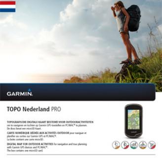 Карта для Garmin - Нидерланды TOPO Nederland PRO v2