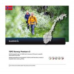 Норвегия  Тромс TOPO Norway Premium v2 - 9-Troms
