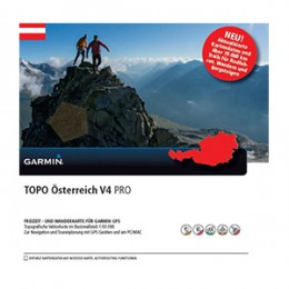 Австрия. Топография. v4 Pro