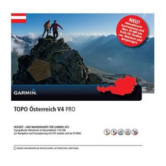 Карта для Garmin - Австрия TOPO Austria v4 PRO