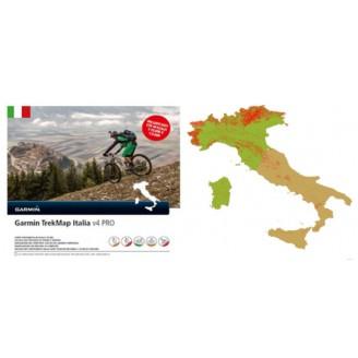 Карта для Garmin - TrekMap Italia v5 PRO