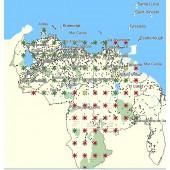 Венесуэла 11.12 - карта для навигаторов GARMIN