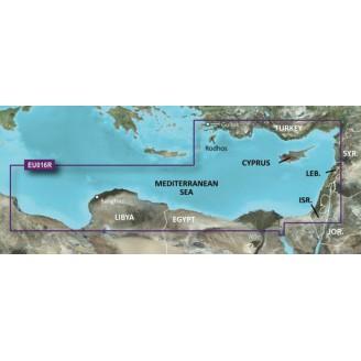 VEU016R Средиземное море юго-восточное побережье 2014.5 (16.00)