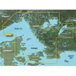 Проливы Скагеррак, Каттегат, Норвегия, Швеция, Дания VEU042R BlueChart G2 Vision