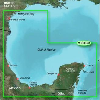 Мексиканский залив южная часть VUS032R BlueChart G2 Vision