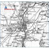 Новгородская губерния 1917г для Garmin