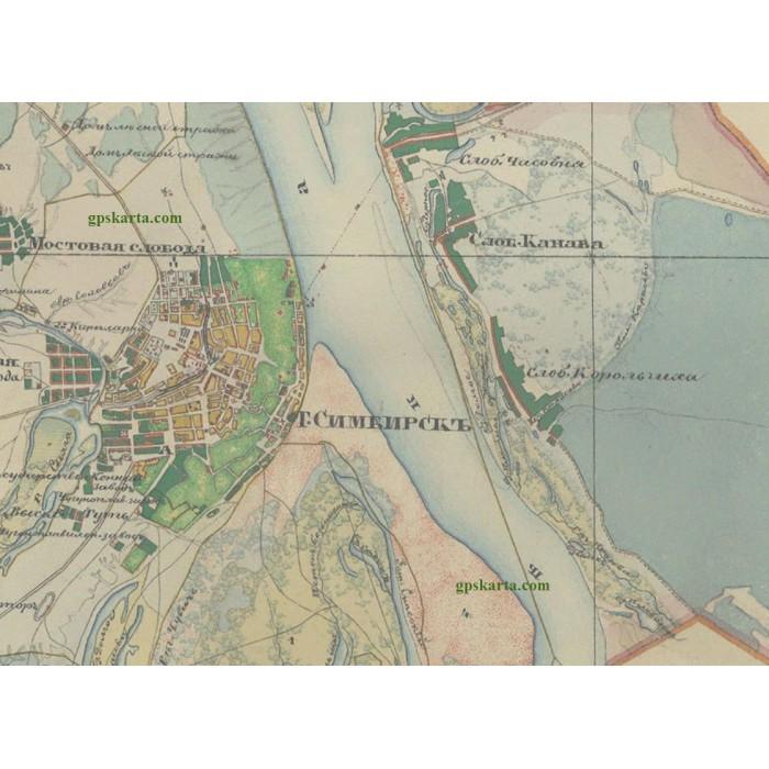 Топографические Карты Менделеево