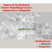 Санкт-Петербургская и Новгородская губерния