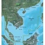Гонконг, Южно-китайское море 2014.0 (15.50) VAE004R BlueChart G2 Vision