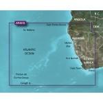 Намибия, Книсна, Южная Африка 2014.5 (16.00) VAF451S BlueChart G2 Vision