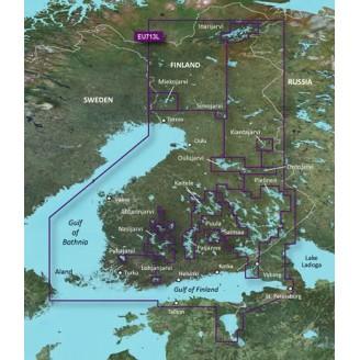 Финляндия  (14.00)  VEU713L BlueChart g2 Vision