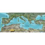 Средиземное море v2012 (v13.50) HEU718L