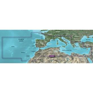 Средиземное море и Пиренейский полуостров 2015.5 (17.00) HEU802X
