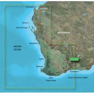 Западное побережье Австралии 2014.0 (15.50) VPC410S BlueChart G2 Vision