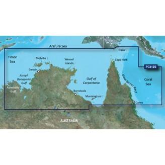 Северная Австралия от Адмиралтейский залив до Кэрнс 2014.0 (15.50) HPC412S