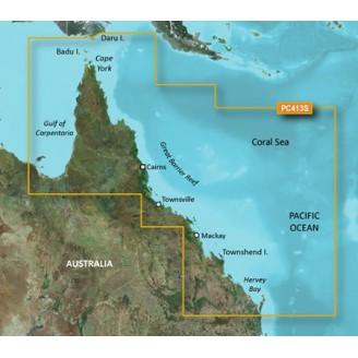 Северо-восточная Австралия от Морнингтон Айленд до Херви-Бей 2014.0 (15.50) HPC413S