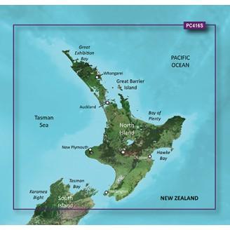 Новая Зеландия Север 2014.0 (15.50) VPC416S BlueChart G2 Vision