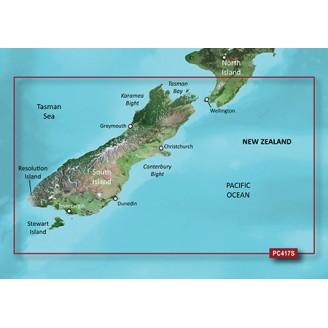 Новая Зеландия Южная 2014.0 (15.50) HPC417S