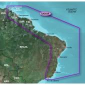 Северо-восточное побережье Южной Америки v12.00 HSA003R