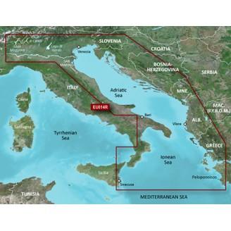 HEU014R - Италия, Адриатическое море v2013 (15.00)