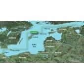 Балтийского море Восточное побережье  v.15.50. HEU505S
