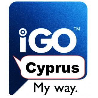 Карта IGO Кипр 2018 Q3