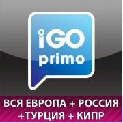 IGO Вся Европа + Россия + Турция + Кипр 2019 Q2
