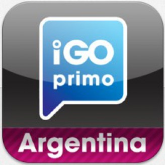 Карта для IGO Аргентина 2016 Q4