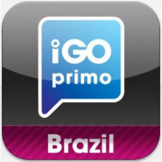 Карта для IGO Бразилия 2017 Q3