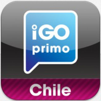 Карта для IGO Чили 2016 Q3