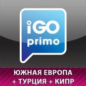 IGO Южная Европа + Кипр + Турция 2018 Q2