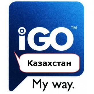 Карта для IGO Казахстан 2018 Q2
