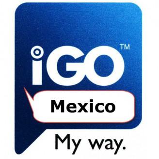 Карта для IGO Мексика 2016 Q4