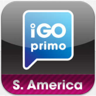 Карта для IGO Южная Америка 2016 Q3