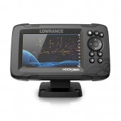 Картплоттер Lowrance Hook Reveal 5 SplitShot 50/200 (000-15502-001)