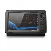 Картплоттер Lowrance Hook Reveal 9 TripleShot (000-15531-001)