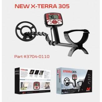 Металлодетектор Minelab X-Terra 305 NEW