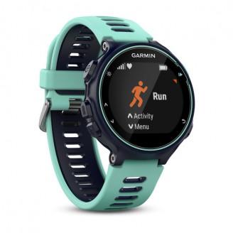 Garmin Forerunner 735XT с пульсометрами HRM-Tri, HRM-Swim синие (010-01614-10)